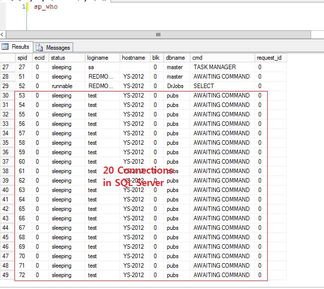 SQL SPID